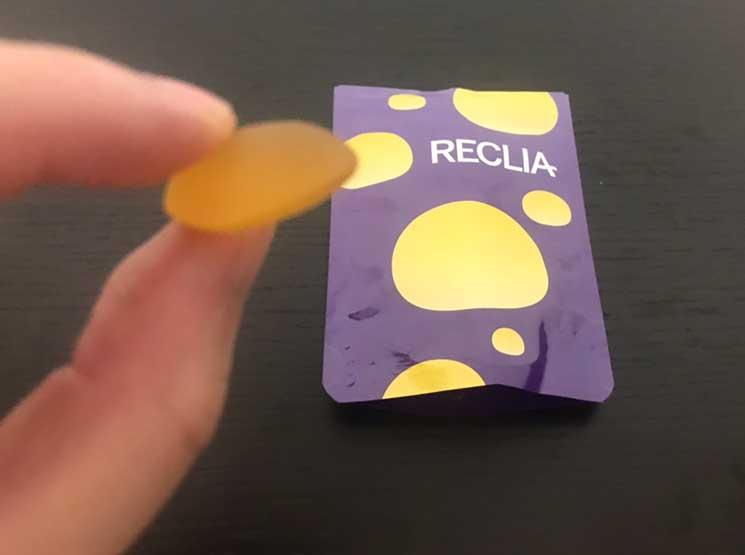 【業界最安値?】RECLIA(レクリア)CBDグミを食べたレビュー【1粒CBD20mg】